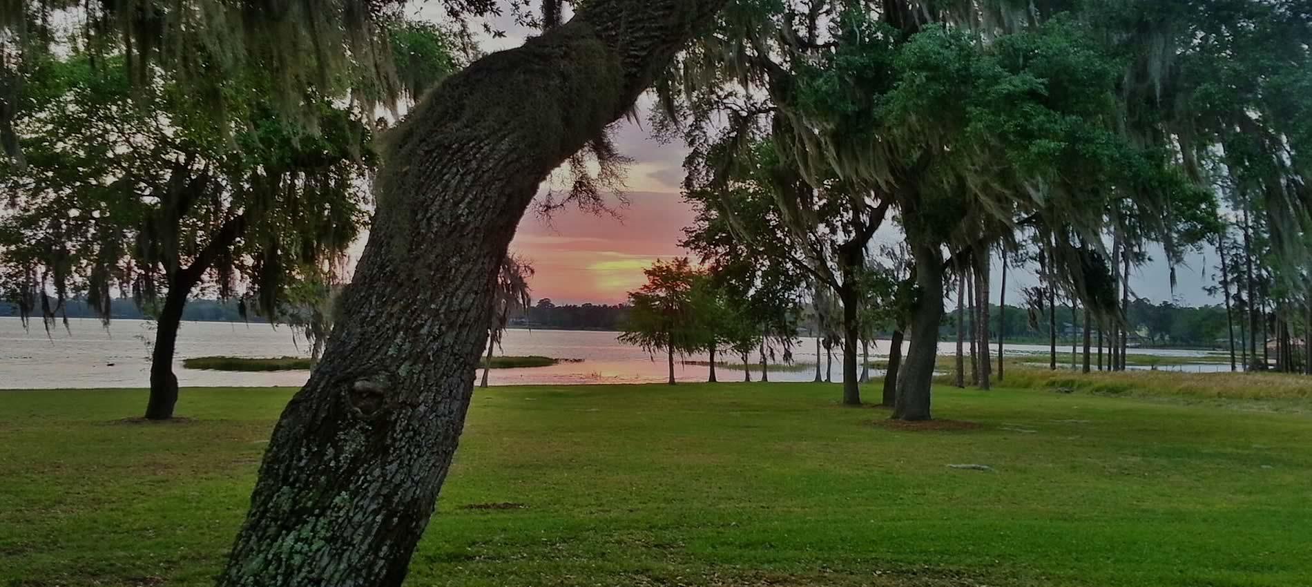 Orlando Sunset - Orlando Regional Realty