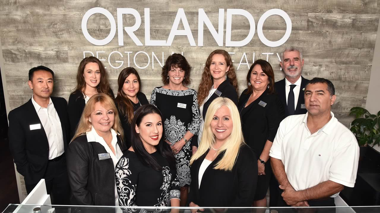 About Us - Orlando Regional Realty
